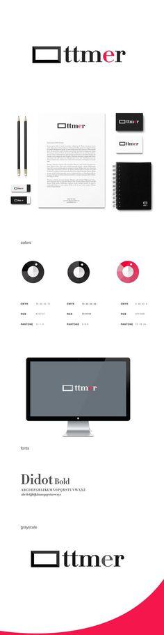 Logo Branding #fonts #branding #design #graphic #concept #logo