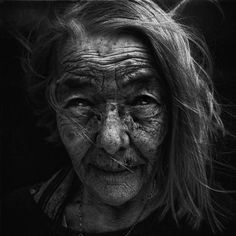 25 Incredibly Detailed Black And White Portraits of the Homeless by Lee Jeffries #white #black #photography #portrait #and #homeless