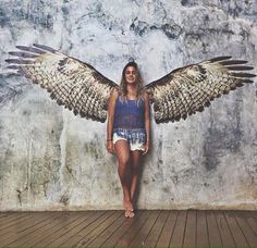 Of wings to your imagination! Start your week dreaming higher!!!