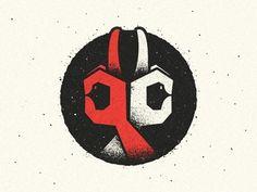 Dribbble - Design Bros by Zach Graham #illustration #fingert #middle #texture