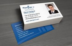 Planiprêt | WAHBA MEDIA | Graphic Design | Web Development | Branding #business #branding #card #corporate #finance