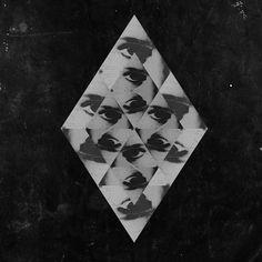 METALS - Leif Podhajsky #kaleidoscope #mirrors #prints #eyes #psychedelic