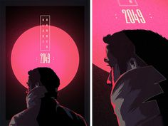 Alternative Blade Runner 2049 Movie Poster