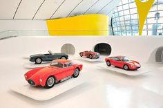 future systems: enzo ferrari museum, modena, italy #car