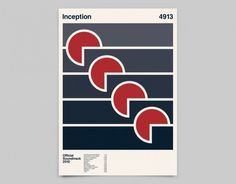 Album Anatomy - Duane Dalton #movie #inception #poster