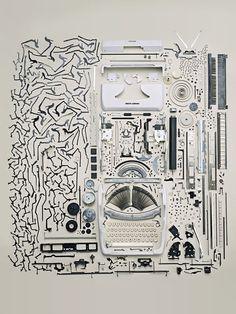 Disassembled in defringe.com #defringe #photography #disassembled