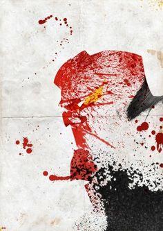 ariannoveir3.jpg (450×636) #illustration #arian #art #noveir #splatter