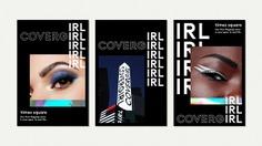 COVERGIRL, IRL on Behance