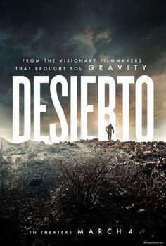 Movie Poster Desierto