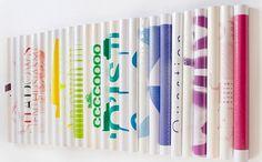 Rainbow Series #print #poster #colours