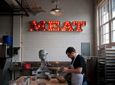 The Selected Works of Mathew Foster #meat
