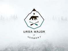 UM_of_Vermont #mountain #major #ptarmak #identity #ursa #logo