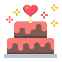 See more icon inspiration related to cake, birthday, food and restaurant, birthday cake, candles, bakery, cakes and food on Flaticon.