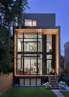 Wicker Park House, Chicago / dSPACE Studio