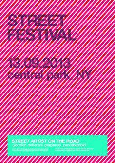 street festival \\ NY :: Posters