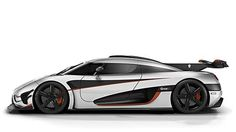 Koenigsegg One:1 Prototype Can Be Yours For $6 Million #Koenigsegg