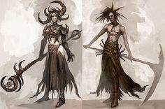 Guild Wars concept art