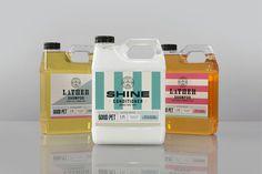 Fred Carriedo via www.mr cup.com #packaging #liquid #shine
