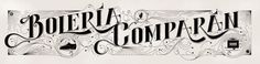 Shoeshine, #typography #letterign