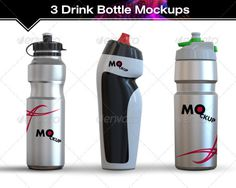 mockup, bottle, branding