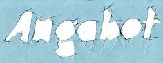 af3aeb00ad4b7da7a48e61ba04e0e070.jpg (599×235) #cut #slice #typography