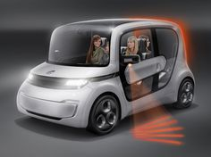 Edag Light Car Sharing #tech #amazing #modern #innovation #design #futuristic #gadget #ideas #craft #illustration #industrial #concept #art #cool