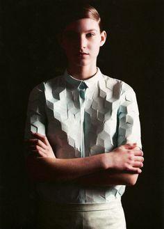 #blouse #geometry #fashion