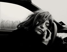 iGNANT #photo #driver #car #woman