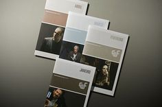 35 Beautiful Brochure Designs at DzineBlog.com - Design Blog & Inspiration #brochure