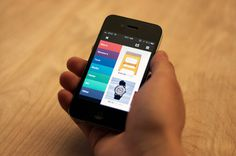 Svpply Releases iPhone App #svpply #allan #yu #ui
