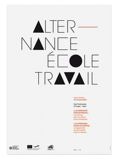 Dark side of typography #design #experimental #poster #type #typography