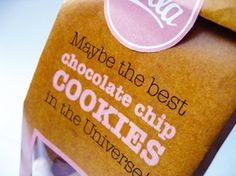 Just Smile And Wave #packaging #stella #jsaw #cookies