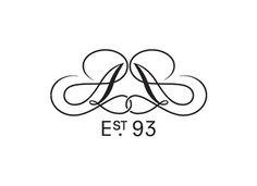 Allude | Bibliothèque Design #logo #identity