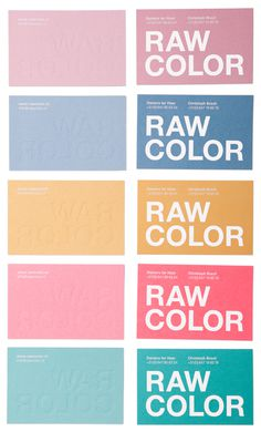 Raw_Color_Identity14 #identity