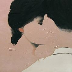 Lovers by Jarek Puczel #art #paintings