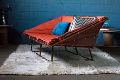 Hopeless Diamond Sofa #interior #creative #inspiration #amazing #modern #design #ideas #furniture #architecture #art #decoration #cool