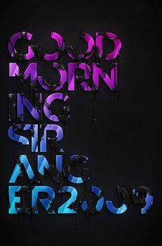 Nicolas Girard | Motion & graphic design #typography