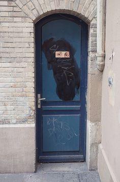 Door #eyes #door