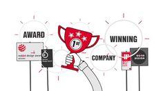 #illustration #award #animation #winning #company #proud #item24