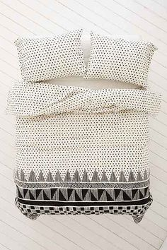4040 Locust Mele Geo Comforter, Urban Outfitters