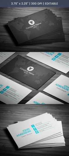 Free Traveller Business Card Template