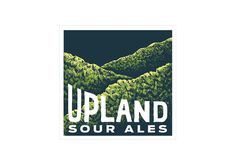 Upland Sour Ales: Logo #Logo #Upland #Beer #Identity #Lettering