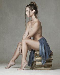 Beautiful Female Portraits by Wesley Banzaroli