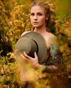 Gorgeous Beauty Portrait Photography by Craig MacPhee