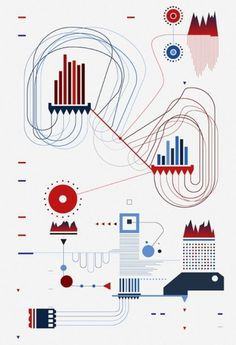 design work life » cataloging inspiration daily #illustration #infographics #data #eric frommelt