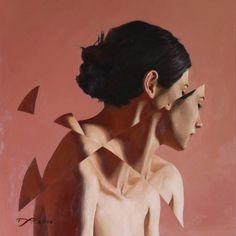 TOM SIMPSON #tomsimpson #art #painting