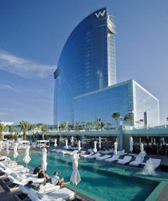 CJWHO ™ (Bofill Arquitectura | W Barcelona Hotel W...) #spain #design #landscape #photography #architecture #barcelona #hotel #luxury