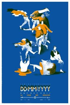 renaud vigourt - typo/graphic posters #vigourt #illustration #handmade #renaud #poster #typography