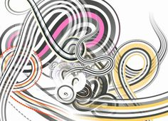 Montblanc by Marius Watz (@mariuswatz) #processing | CreativeApplications.Net