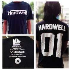 Hardwell T-shirt #fashion #design #t-shirts #music